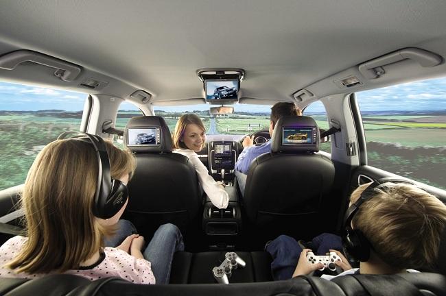Семейный автомобиль - автомобиль, который удобен для всей семьи