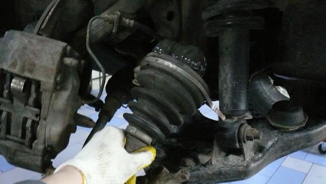 Замена гранаты автомобиля
