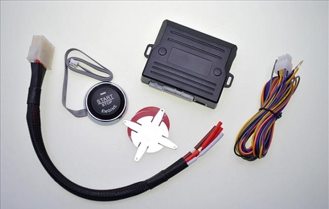 Комплект для установки системы стоп-старт