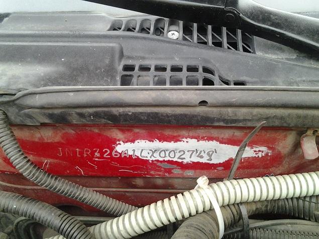 ВИН-номер автомобиля