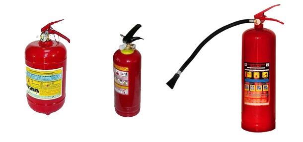 Автомобильные огнетушители компании Оникс