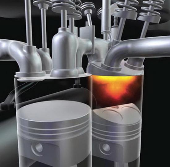 Детонация в двигателе внутреннего сгорания