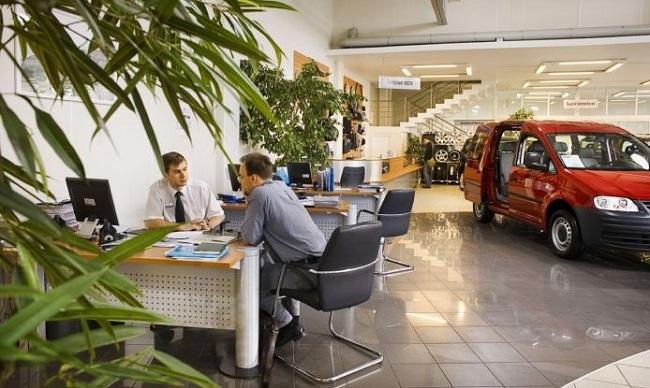 Заключение договора КАСКО при покупке машины в салоне