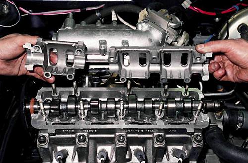 Установка и настройка распредвала для увеличения мощности двигателя
