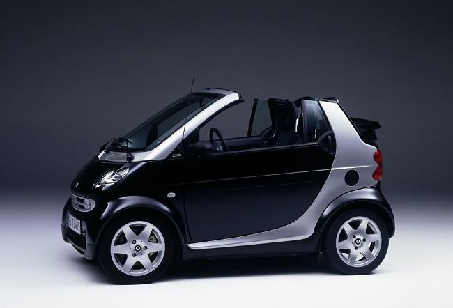 Smart ForTwo Cabrio 0.7