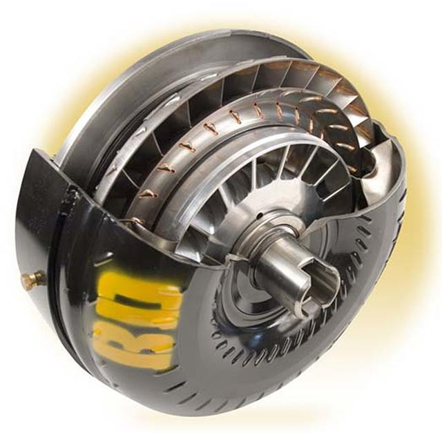 Автомобильный гидротрансформатор