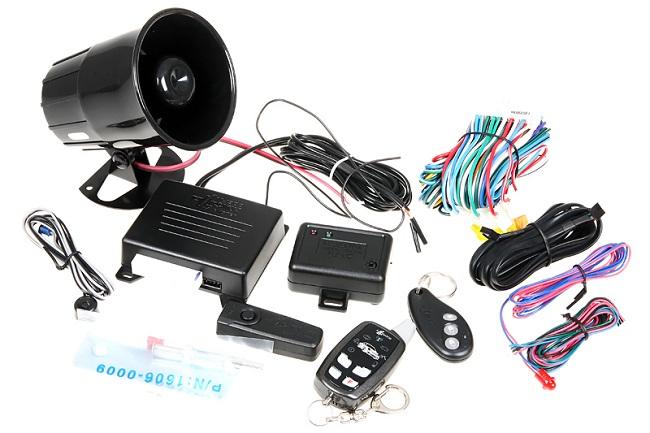 Комплект сигнализации Аллигатор М-1500