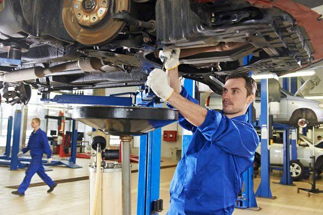 Как выбрать СТО для ремонта автомобиля