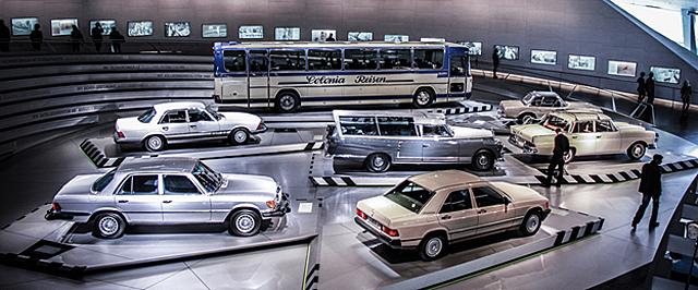 Автомобильный музей Mercedes-Benz