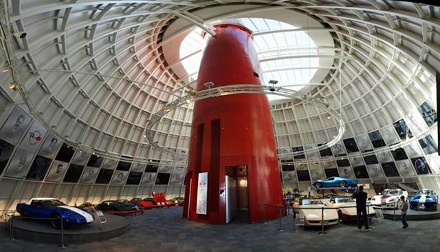 Национальный музей Corvette