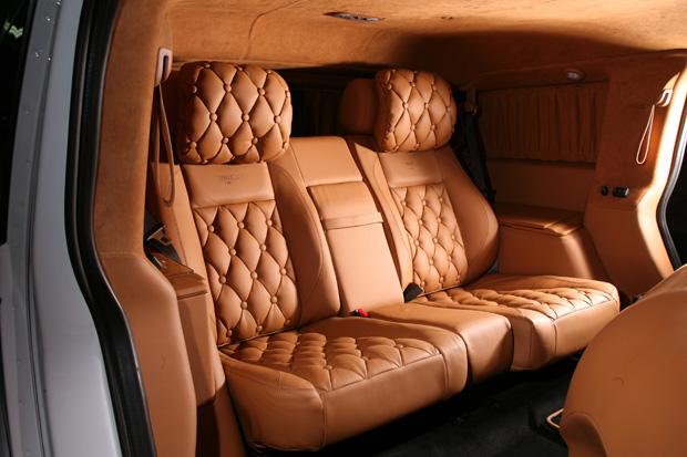 Сиденья для автомобиля, сделанные из кожи под заказ