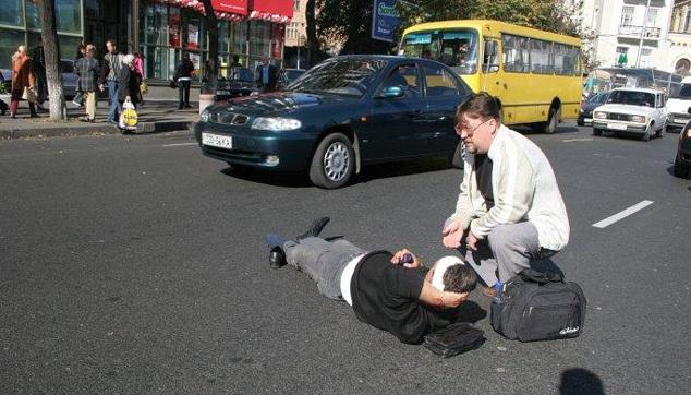 Чем выше скорость авто при аварии, тем более тяжёлые травмы получит пешеход
