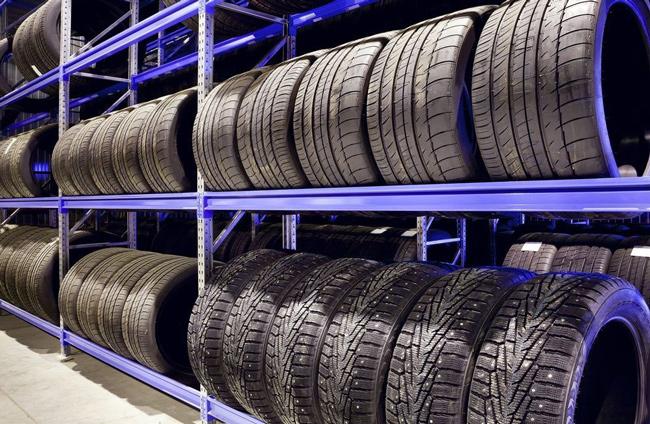 Сезонное хранение шин на специализированном складе