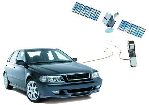 Спутниковая сигнализация для автомобиля