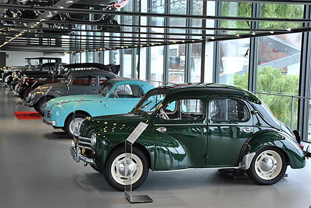 Автомобильный музей Volkswagen Autostadt