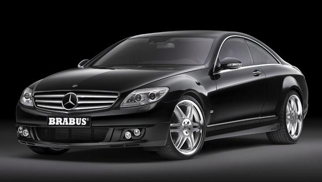 Mercedes S-класса в кузове купе
