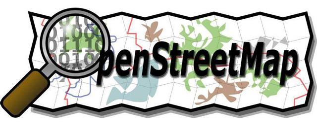 ПриложениеOpen Street Maps