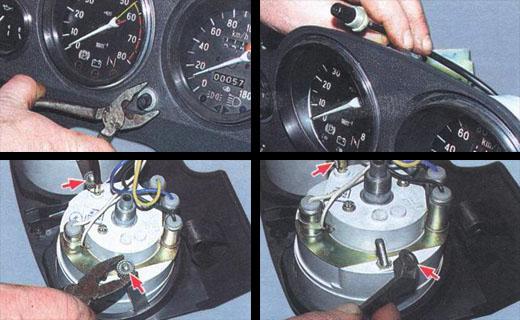 Замена спидометра автомобиля