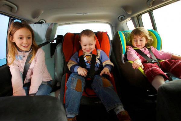 Детское автокресло опасно?