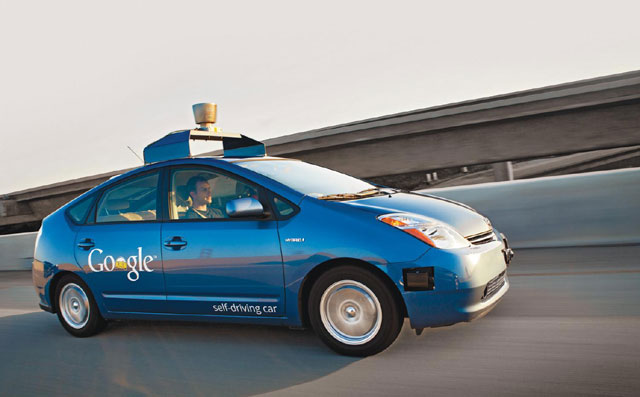 Google Driverless Car, или гугломобиль
