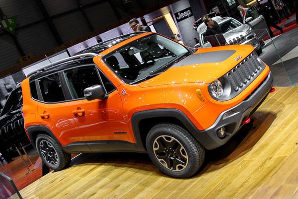 Jeep стремится пересадить молодёжь на новый кроссовер Renegade