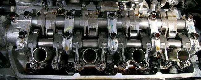 Как должен выглядеть здоровый двигатель