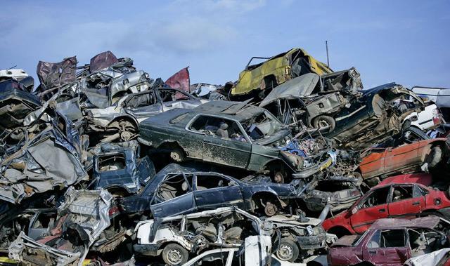 Программа по утилизации автомобилей была продлена на 2015 год