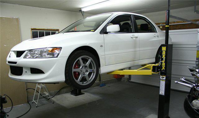 Ремонт автомобиля на дому возможен