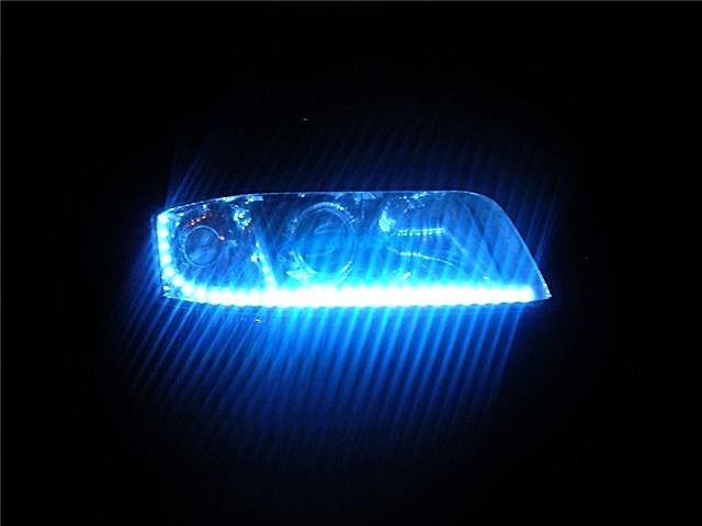 Стоит ли ставить светодиодные лампы в фары