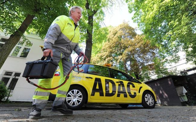 Помощь участникам автоклуба «ADAC»