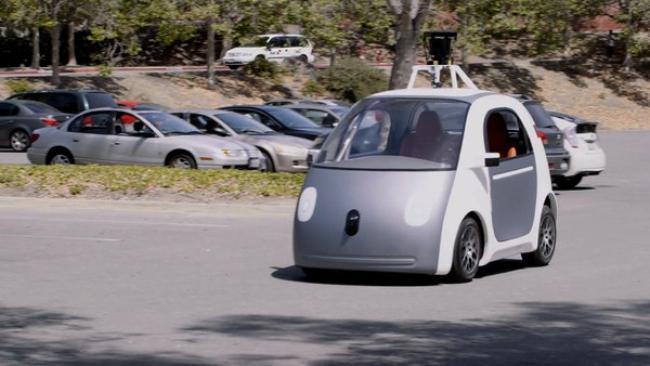 Автомобилю от Гугл не потребуется водитель