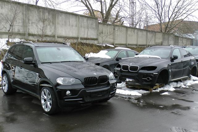 Машины-двойники — это автомобили, неотличимые на первый взгляд