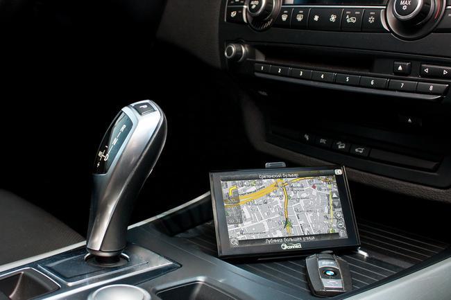 Навигатор также позволит экономить топливо
