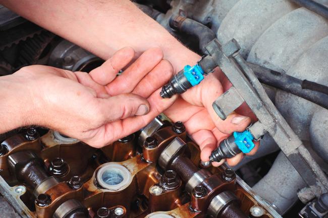 Для правильной работы инжектора форсунки нужно поддерживать в идеальном состоянии