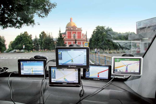 Современный рынок предлагает широкий выбор навигаторов