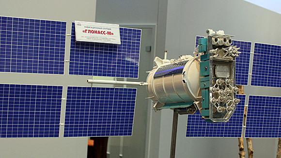Навигационный спутник ГЛОНАСС-М