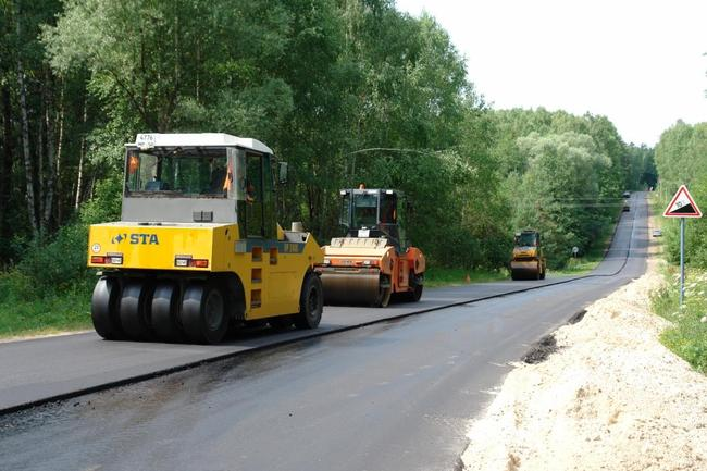 Для начала строительства дороги необходимо собрать огромное количество документов, за это время может смениться стоимость материалов и техники