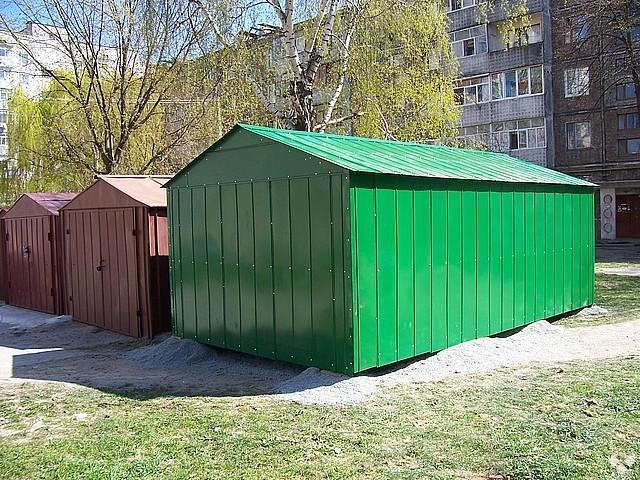 За гараж установленный без разрешения могут потребовать арендную плату за несколько лет