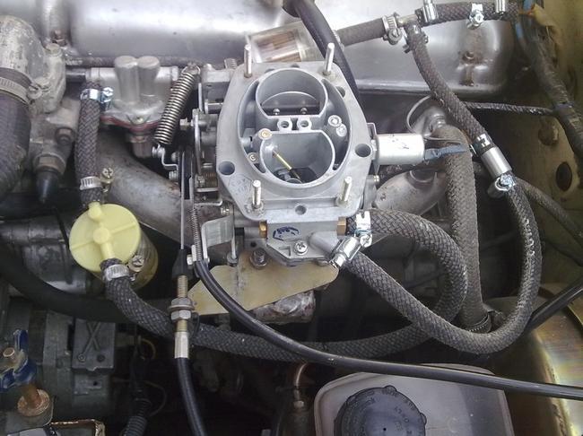 Правильная настройка карбюратора Солекс обеспечит стабильную работу двигателя