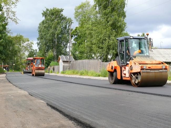 Очень редко в России дороги делают качественно, но исключения бывают