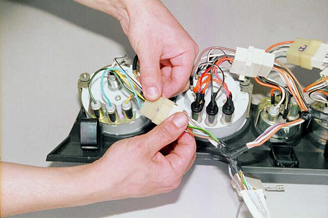 Намотка на спидометр своими руками фото