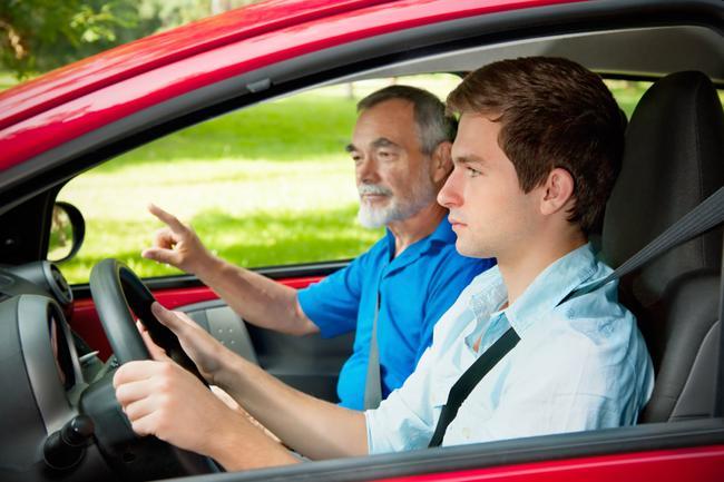 Очень важно чтобы вождению обучал хороший инструктор