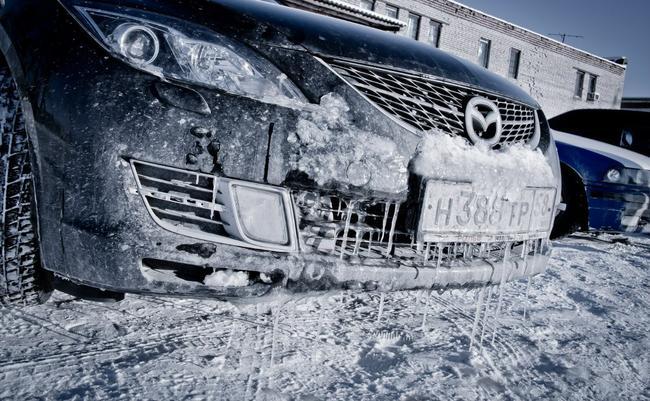 Автомобиль с ГБО требует особой подготовки к зиме