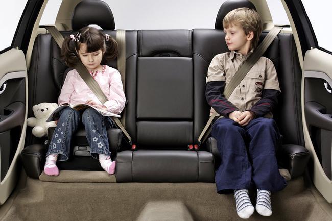 В Европе водители гораздо внимательнее относятся к безопасности себя и своих пассажиров