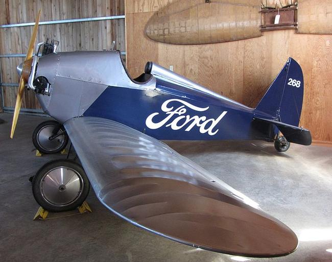 Самолёт «Flying Flivver»