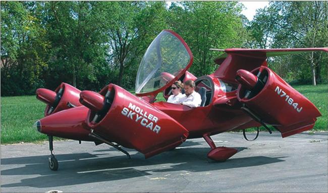 Skycar M400