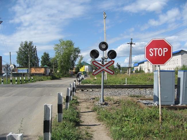 Правила переезда железнодорожного переезда