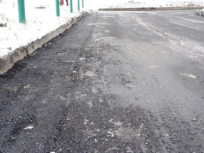 Ремонт дорог по старым технологиям - не эффективен