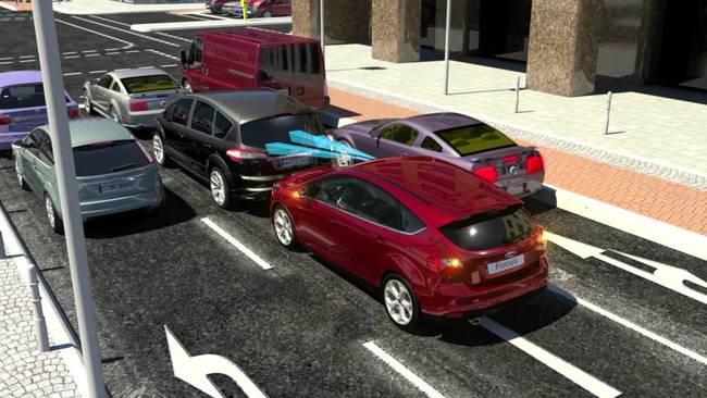 ACS особенно полезна в пробках и на перекрестках