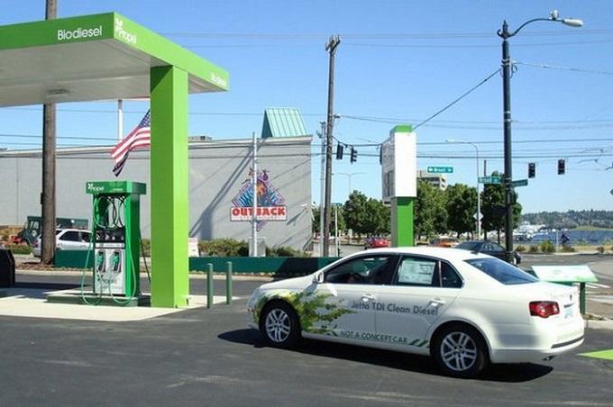 Альтернативой ископаемому топливу становиться биодизель